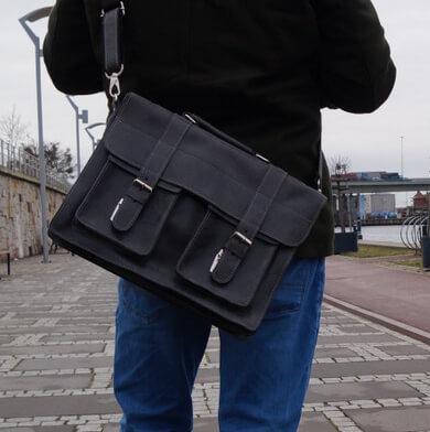 torby męskie do pracy toruń